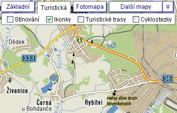 Beta Mapy.cz