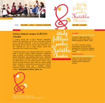 Redesign dětského folklórního souboru KUŘÁTKA CHRUDIM
