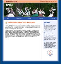 Dětský folklórní soubor KUŘÁTKA CHRUDIM